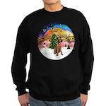 XMusic2-Lakeland Terrier Sweatshirt (dark)