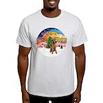 XMusic2-Lakeland Terrier Light T-Shirt