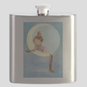 BOY IN THE MOON Flask