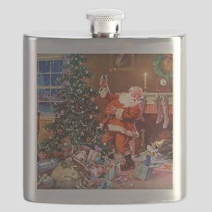Santa Claus 1_SQ_ADJ Flask