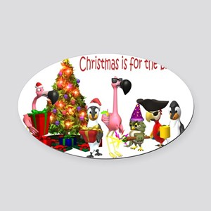 Christmas is for the birds 33364632 copy Oval