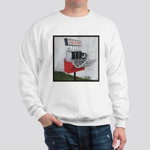 Hot Rod mailbox Sweatshirt