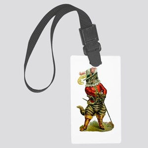 Puss In Boots Large Luggage Tag