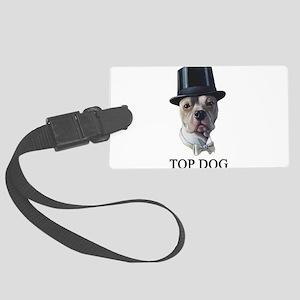 TOP DOG Large Luggage Tag