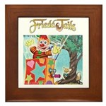 Jack & The Box - Frieda Tails Volume 1 Framed