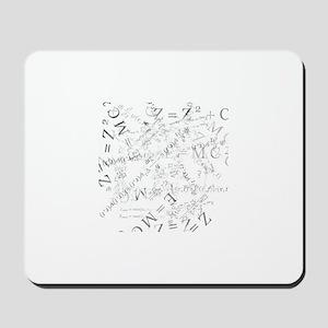 EquationSplatter Mousepad