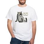 Schas spoyu White T-Shirt
