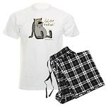 Schas spoyu Men's Light Pajamas