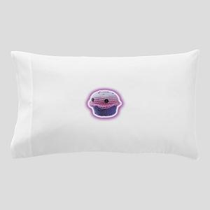 Yarn Cupcake Pillow Case