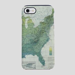 Vintage United States Precipit iPhone 7 Tough Case