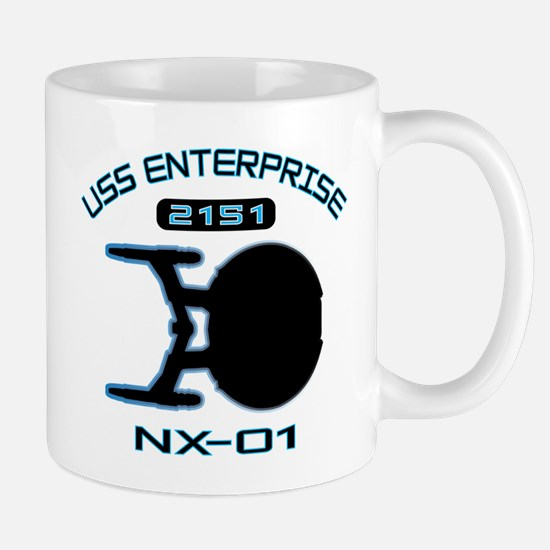 USS Enterprise NX-01 Mug