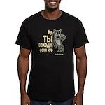 zahodi Men's Fitted T-Shirt (dark)