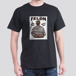 OBAMA CONVICT Dark T-Shirt