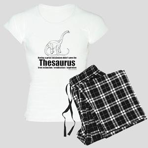 Thesaurus Women's Light Pajamas