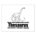 Thesaurus Small Poster