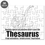 Thesaurus Puzzle
