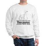 Thesaurus Sweatshirt