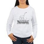 Thesaurus Women's Long Sleeve T-Shirt