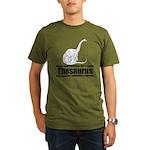 Thesaurus Organic Men's T-Shirt (dark)
