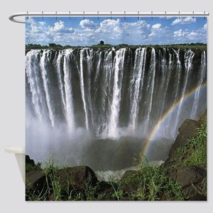 Victoria Falls Shower Curtain