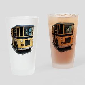 Helaine's Helms Truck Drinking Glass