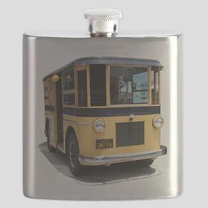 Helaine's Helms Truck Flask