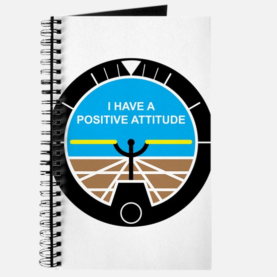 I Have a Positive Attitude Journal