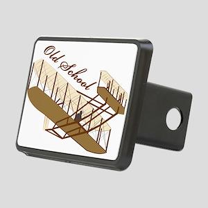oldschoolflyer Rectangular Hitch Cover