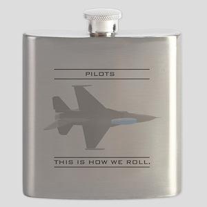 pilot_roll_bk Flask