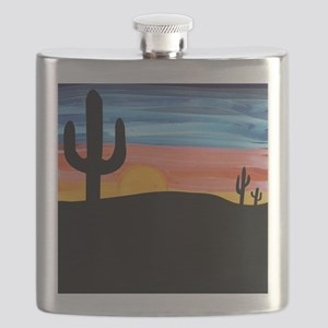 sunset_painting Flask