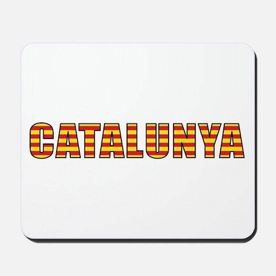Catalonia Mousepad