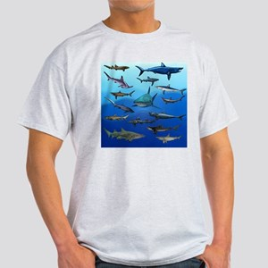 Shark Gathering Light T-Shirt