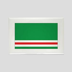 Chechnya-Ichkeria Flag Rectangle Magnet