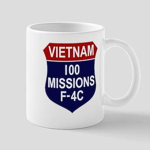 100 Missions Mug