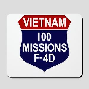 100 Missions Mousepad