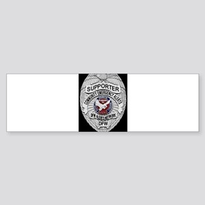 DFW ALERTS SUPPORTER Sticker (Bumper)