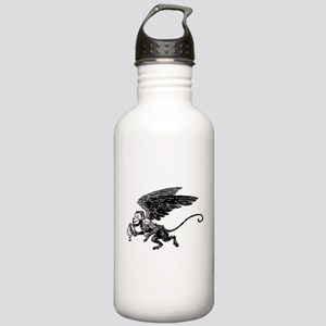 Winged Monkey Stainless Water Bottle 1.0L