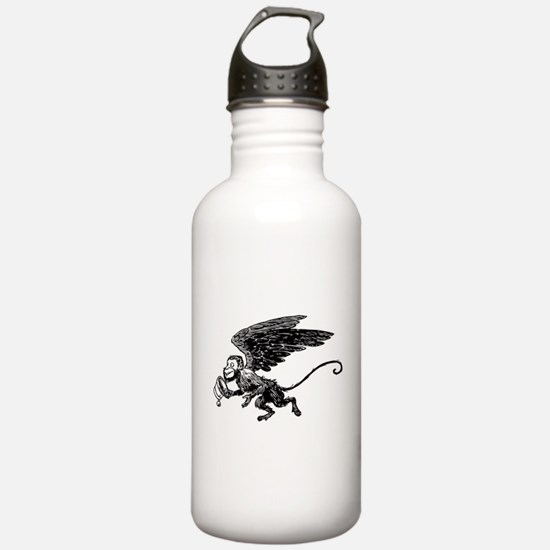 Winged Monkey Water Bottle