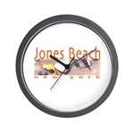 Jones Beach Wall Clock