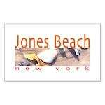 Jones Beach Sticker (Rectangle)