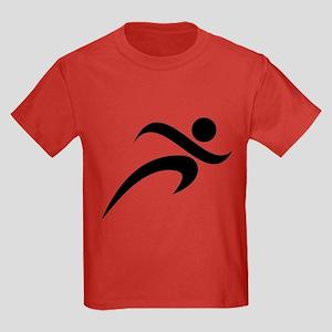 Running Kids Dark T-Shirt