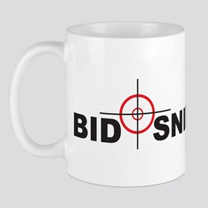 Bid Sniper Mug
