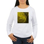 forest #3DA Women's Long Sleeve T-Shirt