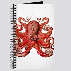 Red Octopus Journal