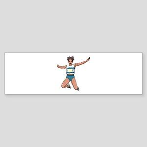 Running Sticker (Bumper)