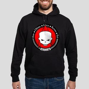 Star Trek Redshirt Emblem Hoodie (dark)