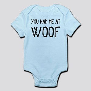 You Had Me At Woof Body Suit
