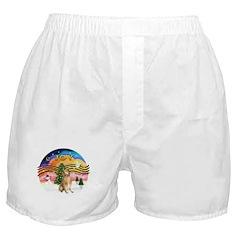 XM2 - Golden (#5) Boxer Shorts