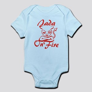 Jada On Fire Infant Bodysuit