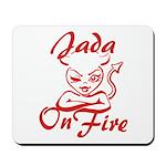 Jada On Fire Mousepad